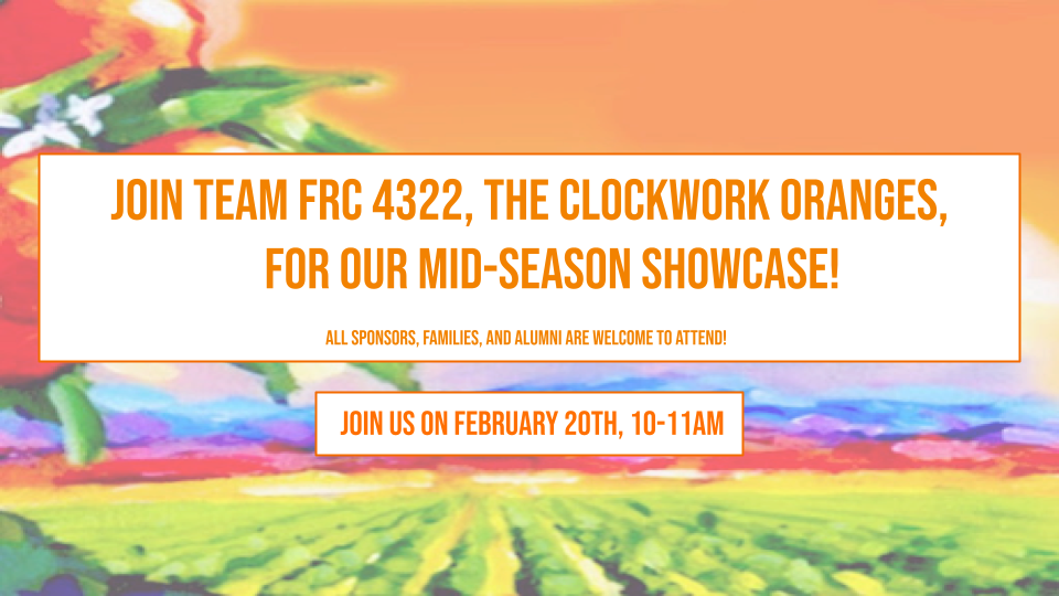Virtual Mid-Season Showcase